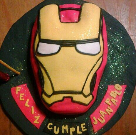 Mascara de Iron Man