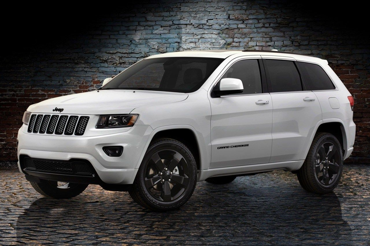 Awesome Jeep Cherokee 2015 White