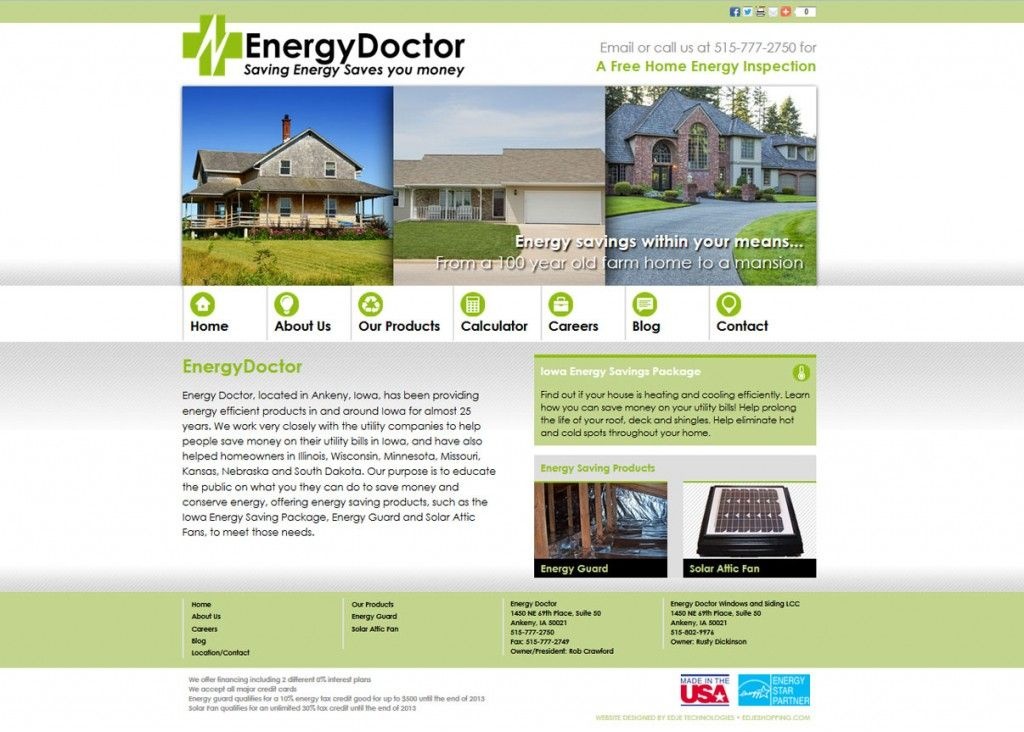 energy doctor clean green