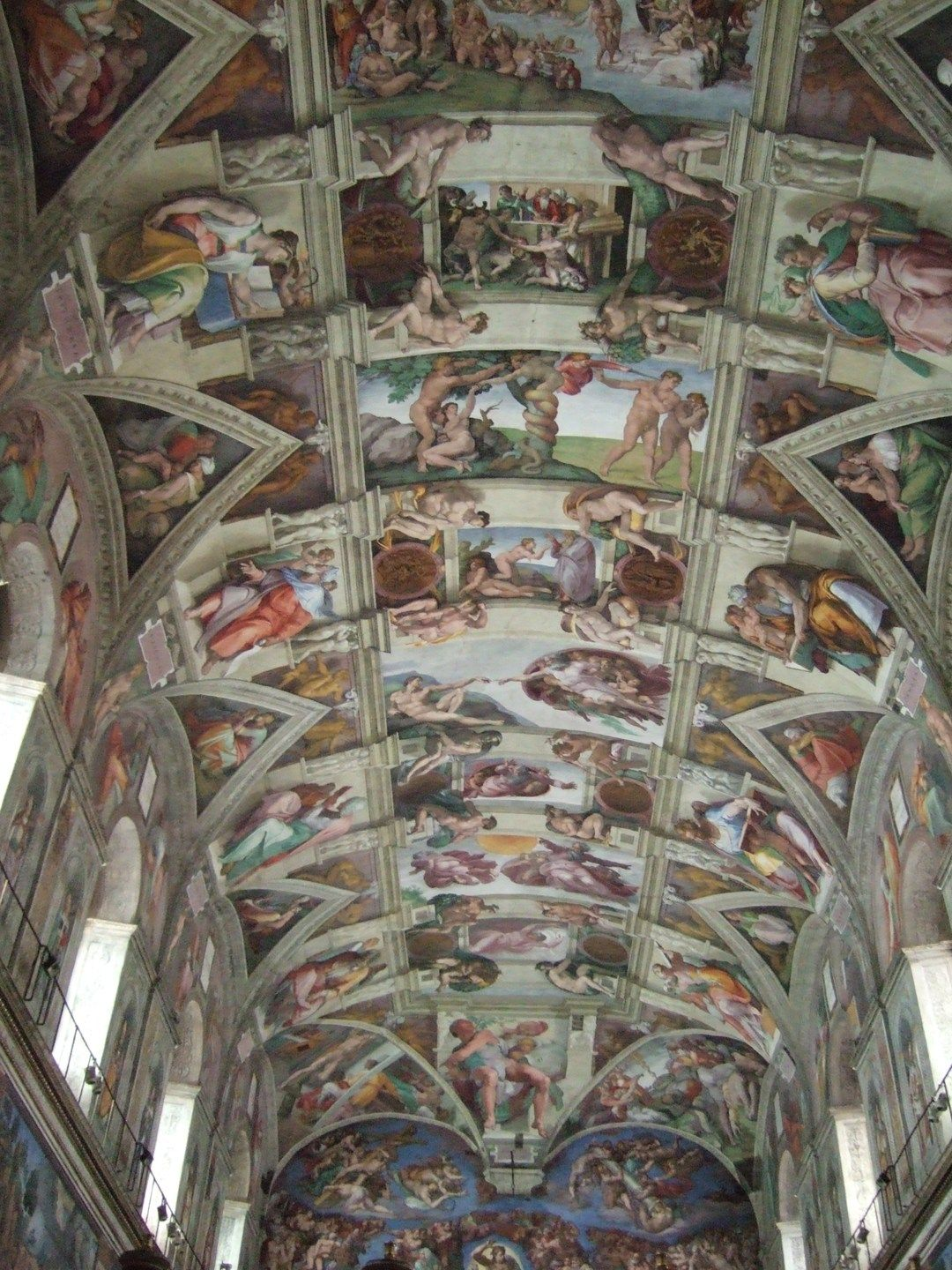 Sistine Chapel, Vatican City