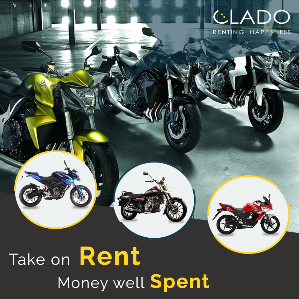 Looking For Comfort Rent Bike Clado Is Right Choice Http