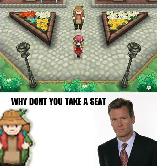 Chris Hansen Meme Foxydoor Com Memes Creepy Pokemon