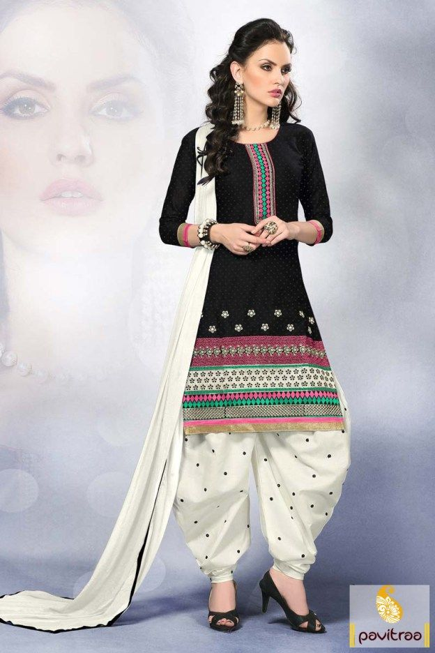 dfd9f64b01 #Black and White Color, #College Wear, #Punjabi Suit, #Latest, #Designer,  #Traditional, #Fashionable, #Embroidery work, #Patch work, #Jari work,  #Wedding, ...
