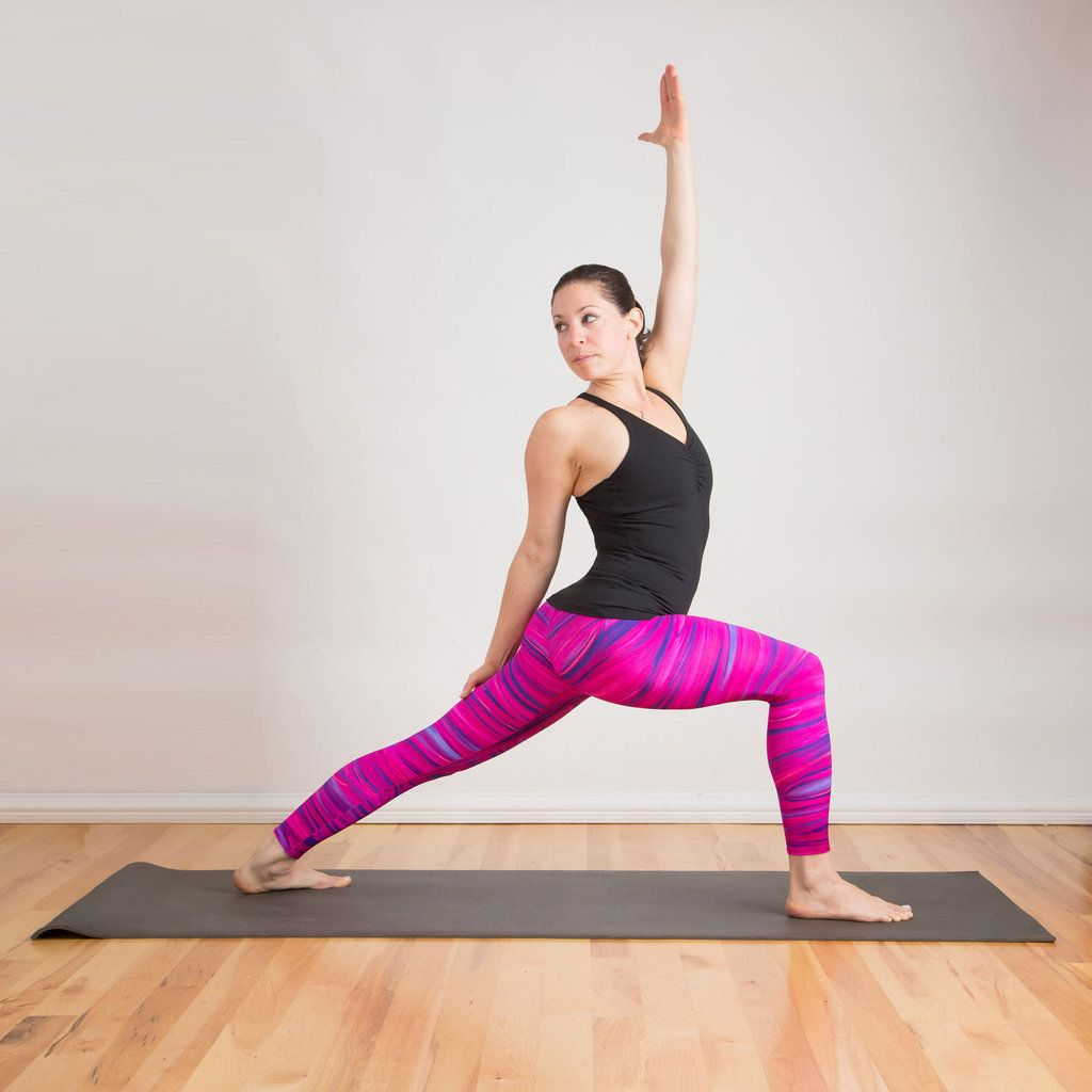 The Perfect Yoga Sequence to Open Up Tight Hamstrings