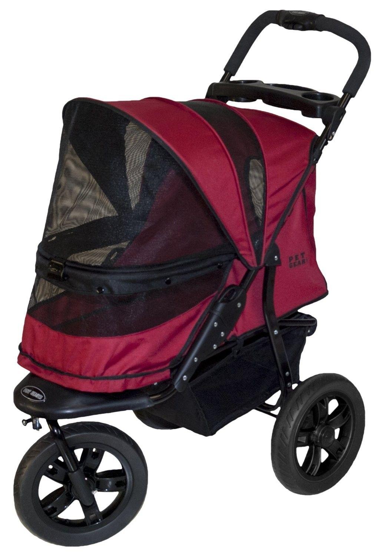 AT3 NOZIP Pet stroller Pet stroller, Dog stroller, Pet gear
