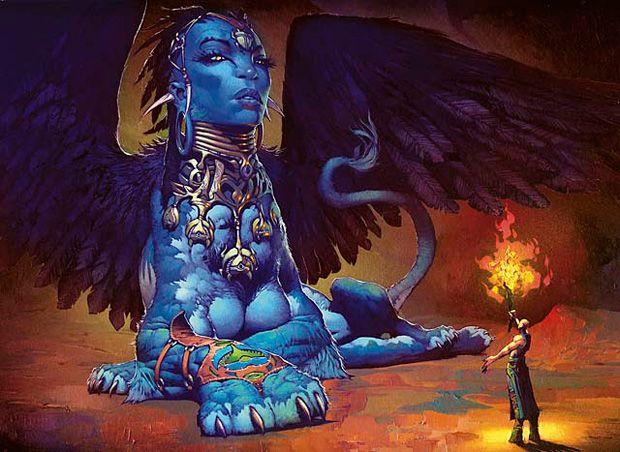 Egypt Warrior Illustration Anubis Pyramid Fantasy Art: Sphinx Artwork - Google Search
