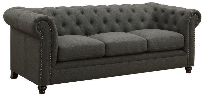 Roy Grey Sofa Coleman Furniture Cushions On Sofa Living Room Furniture Sale Living Room Sofa