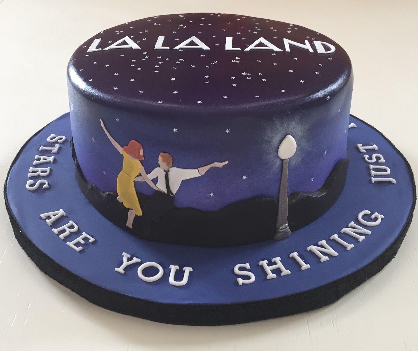 Resultado de imagen de cake la la land