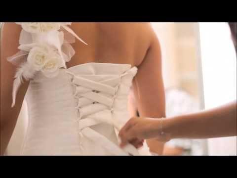 Como hacer vestido de novia con corset
