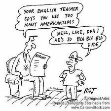 Americanisms and the importance of using academic language