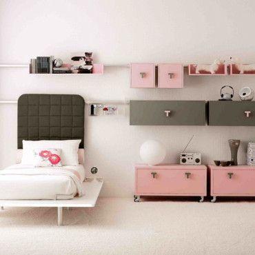 chambre denfant les plus jolies chambres de petites filles chambre denfants ou dados pinterest - Chambre Petite Fille Design