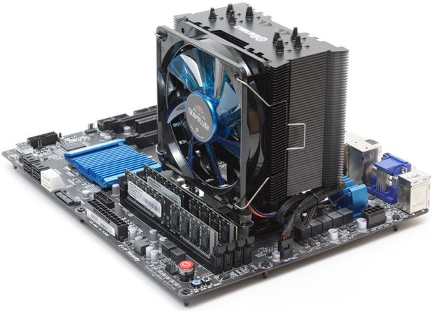 Enermax's white and black ETS-T40 CPU coolers reviewed - The Tech Report
