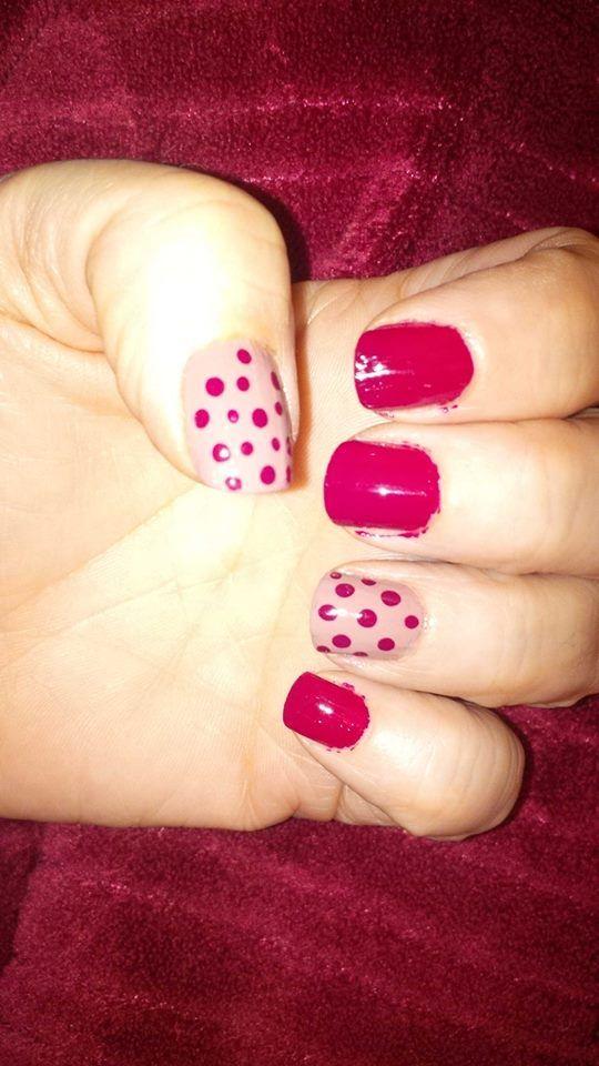More pretty pokey dots........can ya tell I like em!