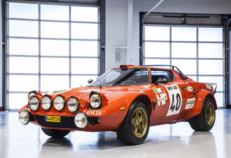 Lancia Stratos Group 4 '1972–75