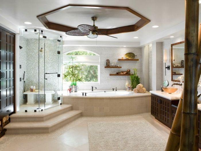 la d co salle de bain en 67 photos magnifiques deco salle de bain salle de bain spa et salle. Black Bedroom Furniture Sets. Home Design Ideas