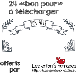 free printable des bon pour t l charger imprimer noel avent et t l chargement. Black Bedroom Furniture Sets. Home Design Ideas