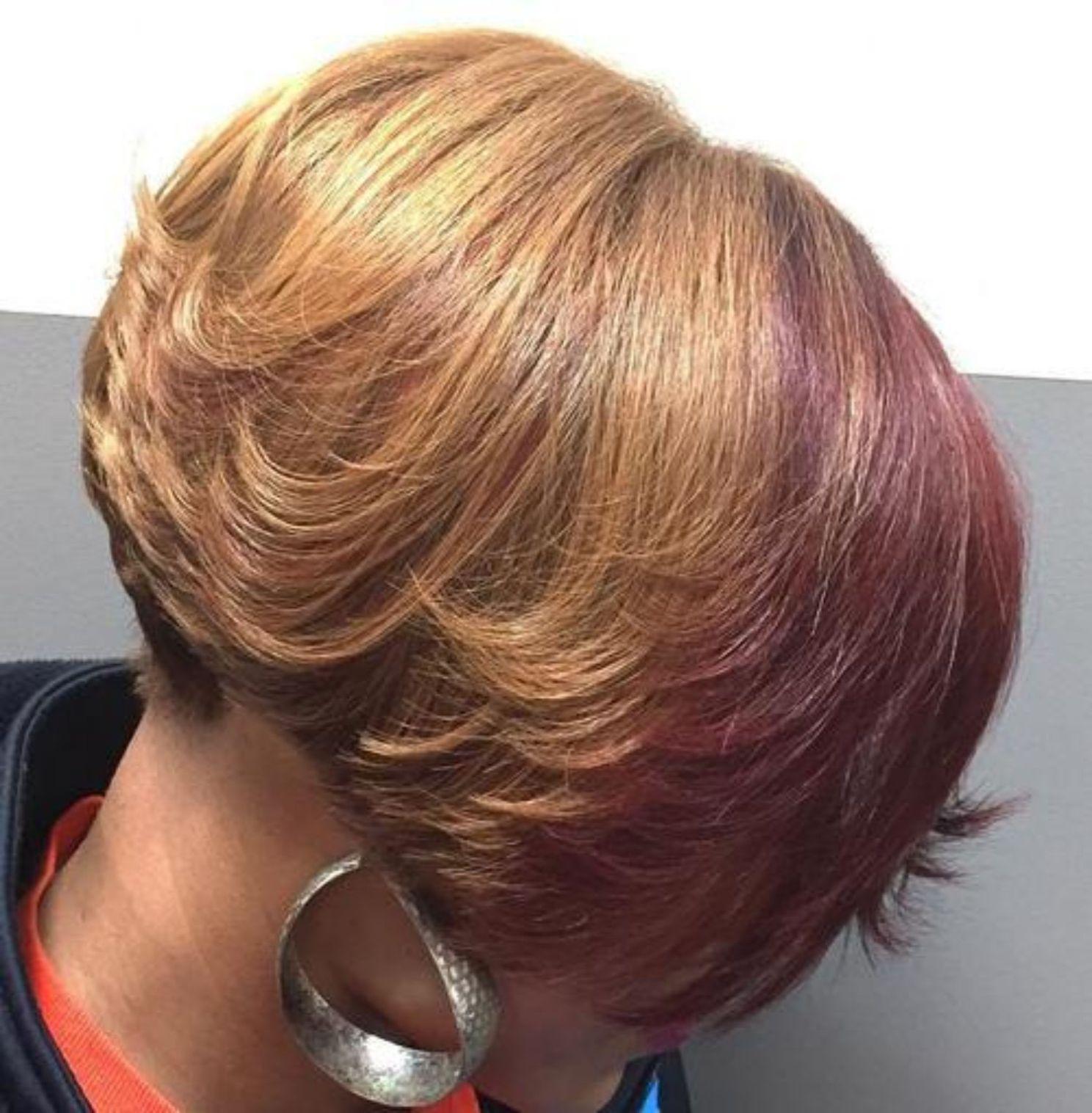 great short hairstyles for black women in hair pinterest