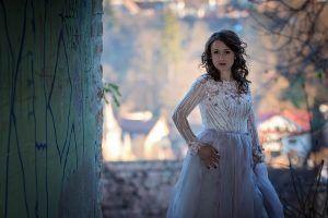 Natalia Vasiliev Santorini WD 3316 de vânzare - Miresele Mirinei - Blog