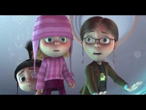 Despicable Me Clip It S So Fluffy Illumination Despicable Me Good Movies Movie Clip