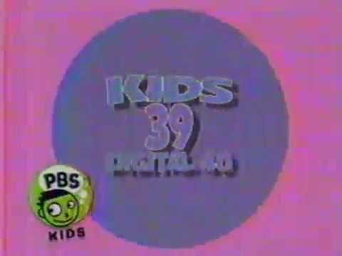PBS Kids Promo (2004 WFWA-TV) - YouTube | PBS Kids | Pbs kids, Max