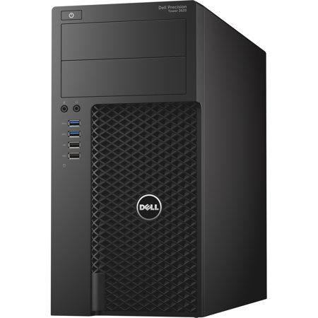 Dell Precision 3000 3620 Core i7-7700K 16GB 512GB SSD - AMD