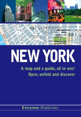 I absolutely love the guidebooks of Everyman guidebook! Got one for NYC ages ago, and recently purchased London, Boston and an updated NYC. Great format, clever mapsheets and lots of useful info. Personally, I also attach post it's with extra info about specialty shops, outlets etc (about £ 6.99)