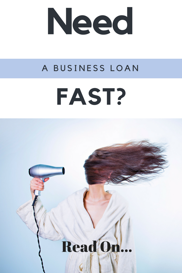 what do you need to get a small business loan