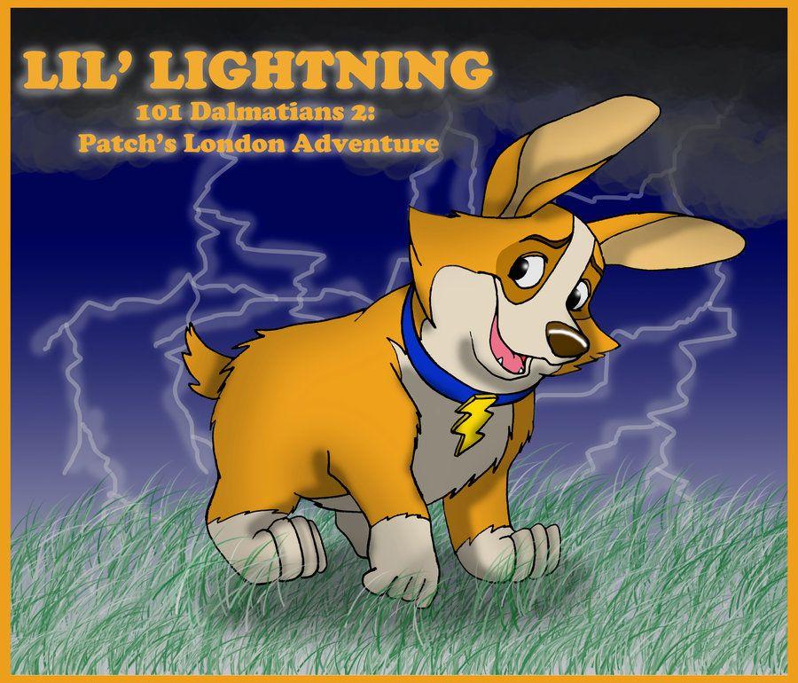 Lil Lightning 101 Dalmatians Ii Patch S London Adventure 2003