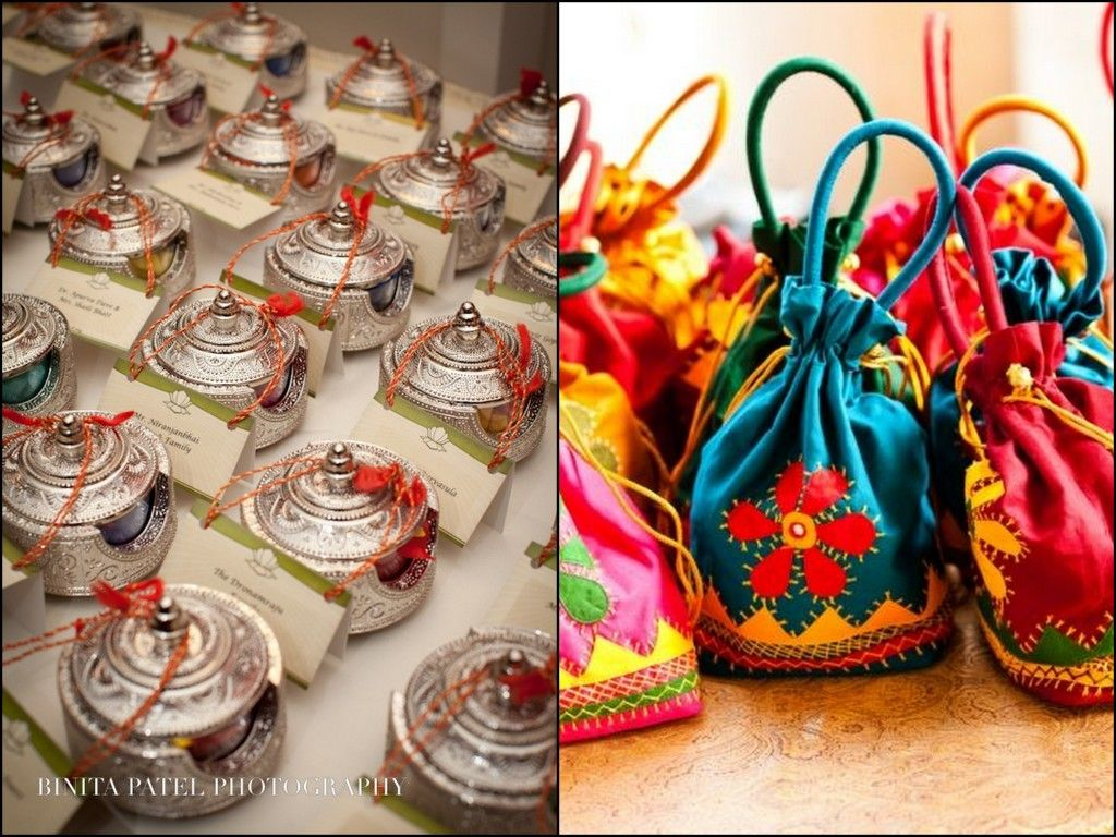 Wedding Gift Ideas India: Nice Silver Wedding Favors