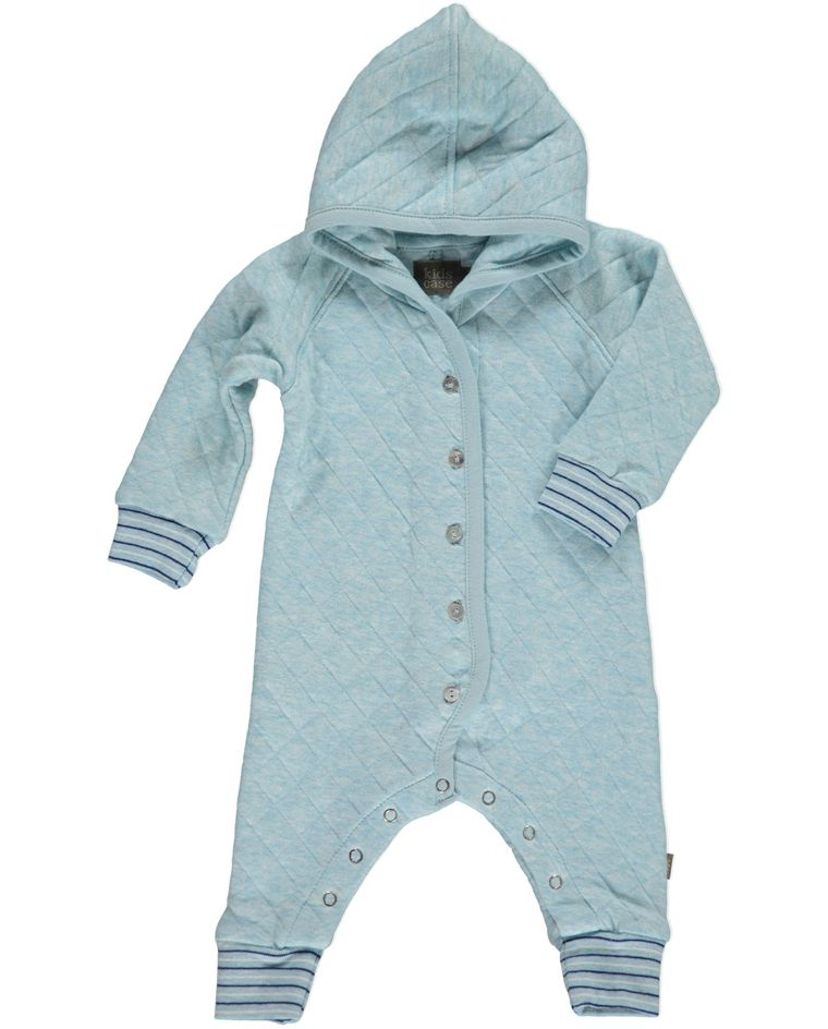 1cc99b828 Kidscase Tammy Organic Baby Suit In Blue