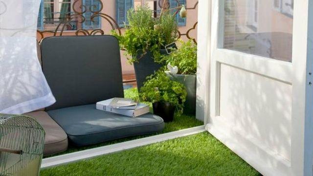 Kleiner Franzosischer Balkon Gestaltung Ideen Sommer Gardening
