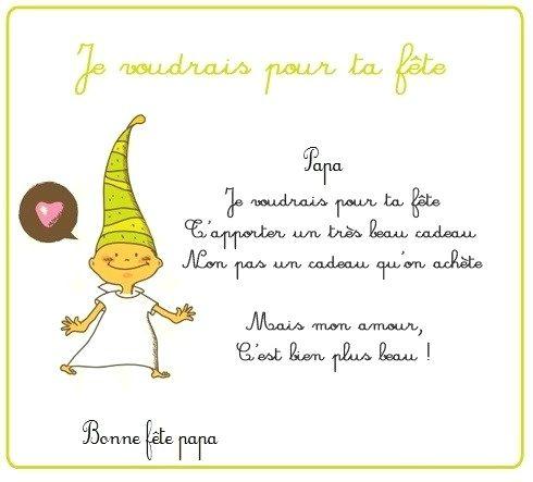 Poèmes fêtes des pères – Assistante Maternelle Argenteuil – Orgemont