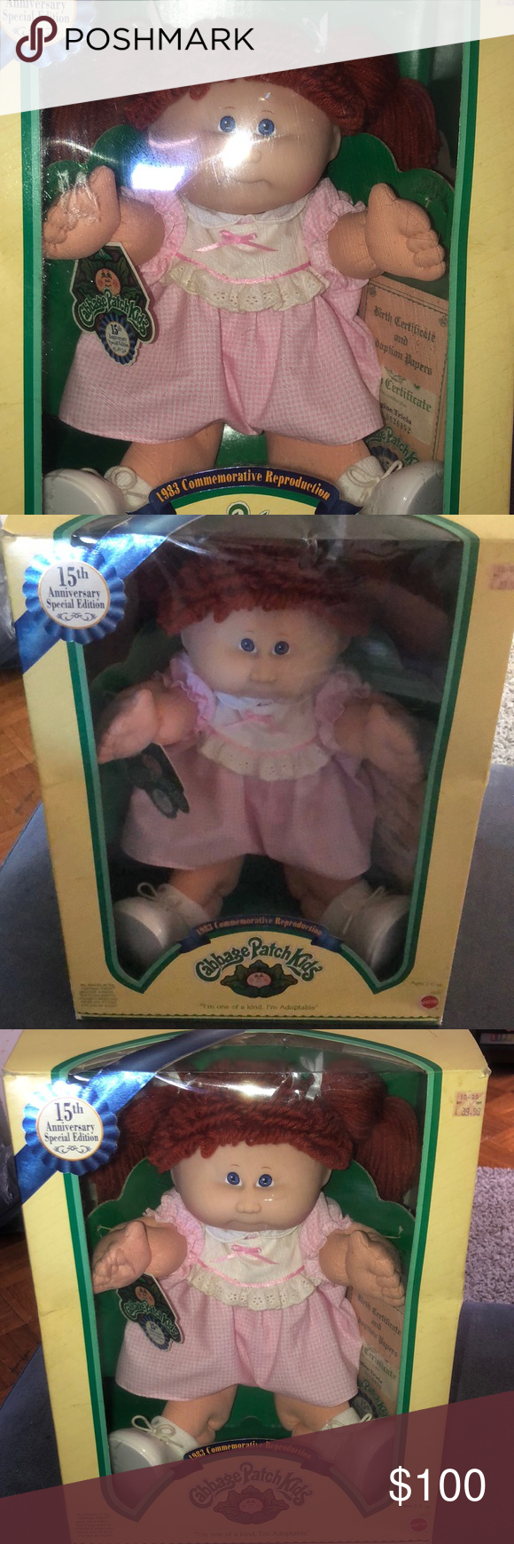 Rare Cabbage Patch Patch Kids Cabbage Patch Kids Cabbage Patch