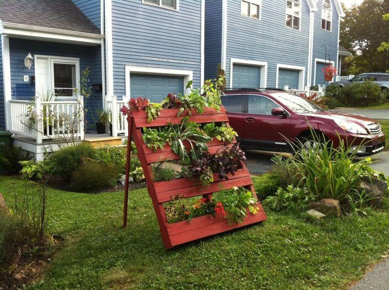 jardin vertical con palets increbles diseos fciles de crear