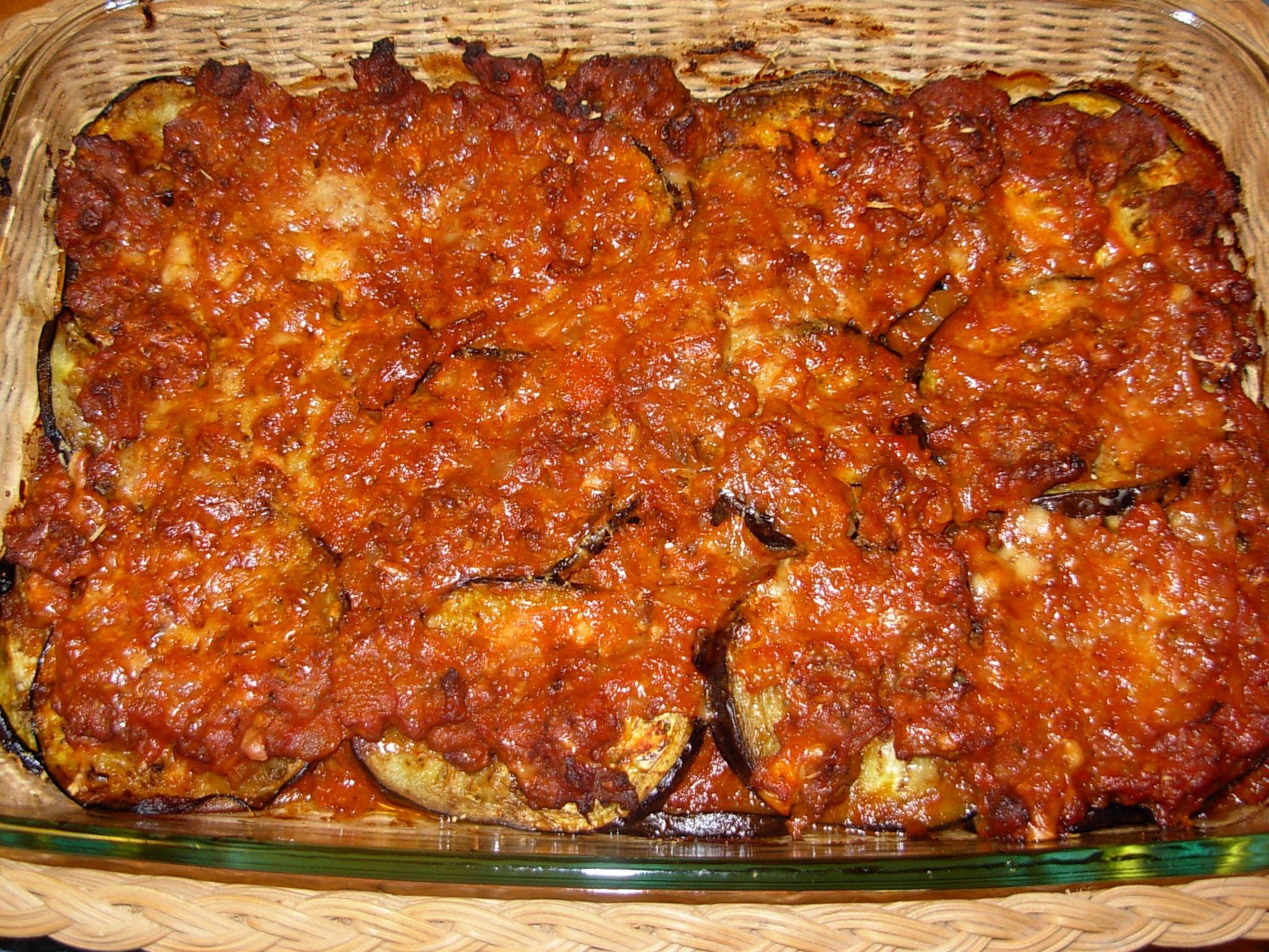 Egyptian eggplant bedingane masri yummy recipes pinterest egyptian eggplant bedingane masri forumfinder Images