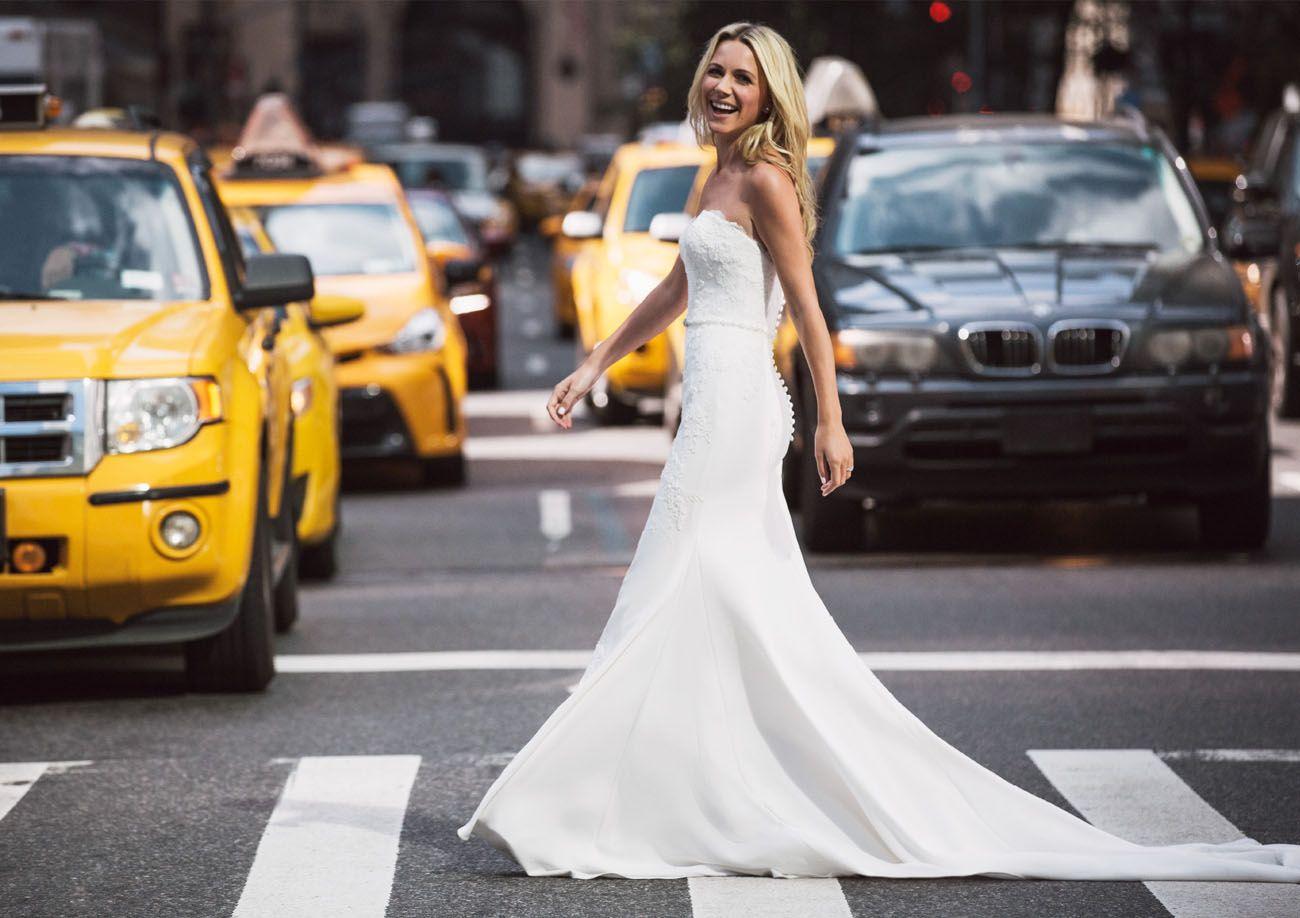 It Bride\' Blair Eadie\'s Fairytale NYC Editorial with Pronovias ...