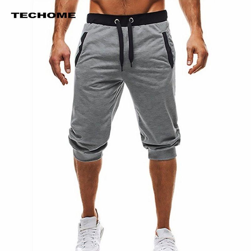 Encontrar Mas Casual Pantalones Cortos Informacion Acerca De Verano Hombres Ocio Hombres Kn Pantalones De Chandal Ropa Para Hombres Jovenes Ropa De Moda Hombre