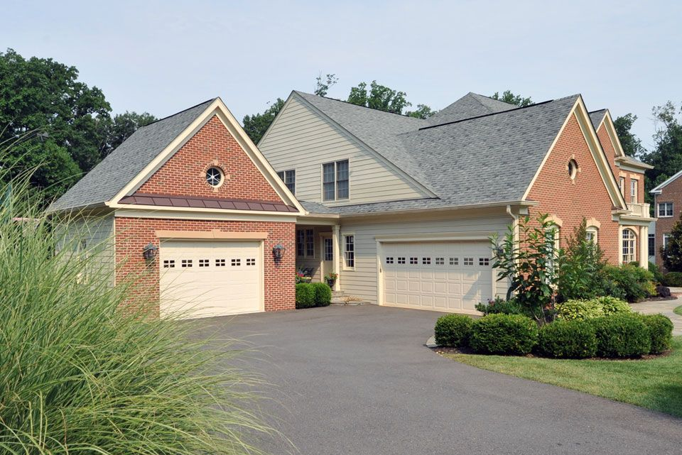 Brick Attached Garage Addition Attached Garage House Plans: Pictures Of Garage Additions