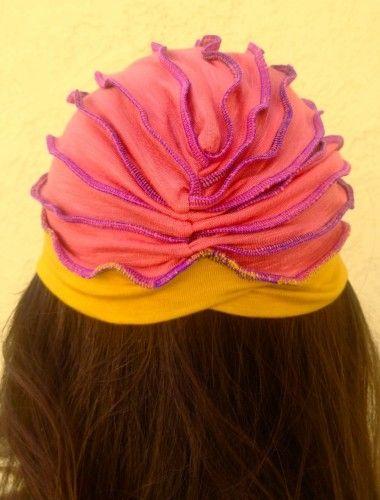 Turban, made by Julianne