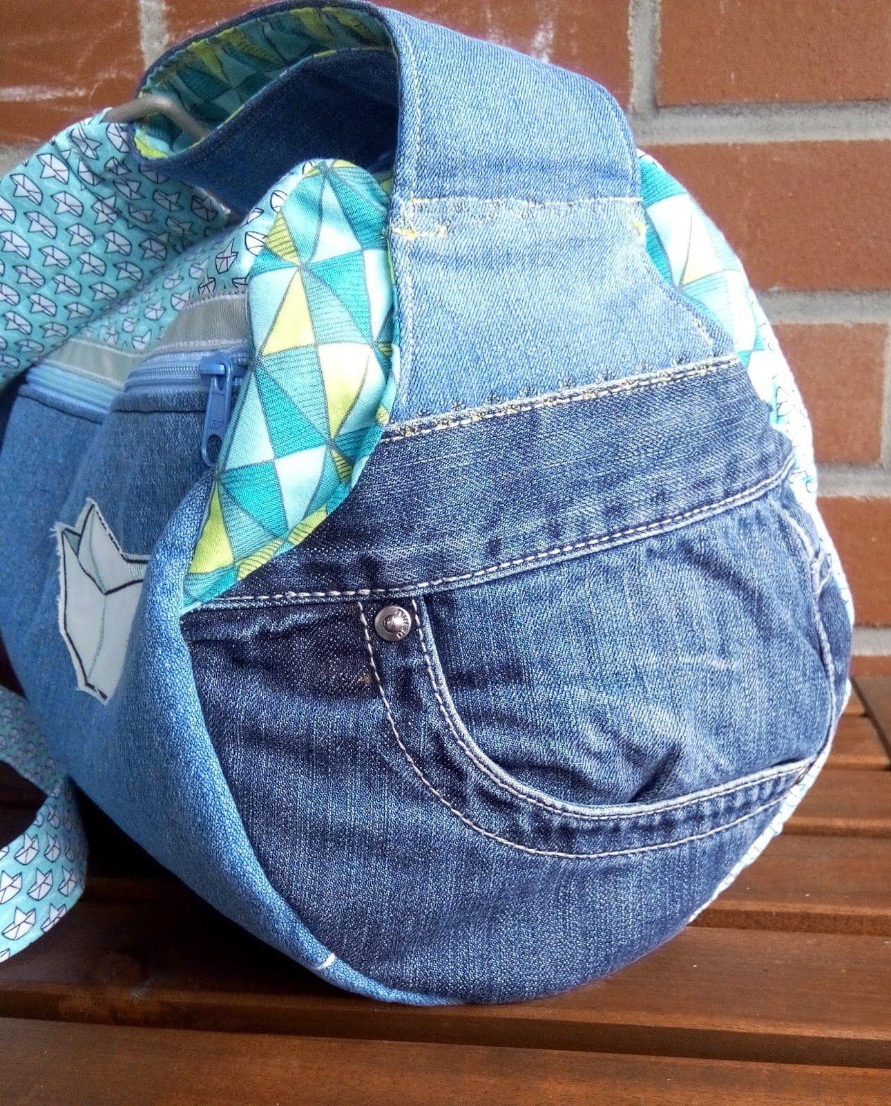 heikchen's kram: Taschenspieler 3 Sew Along - Zylindertasche