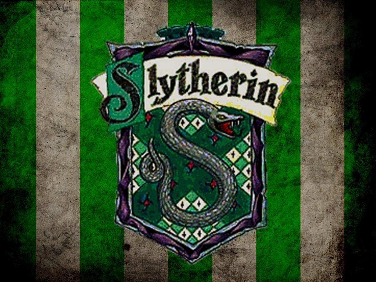 Harry Potter Slytherin Desktop Wallpaper Slytherin Harry Potter