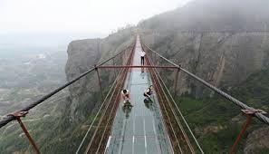 Resultado de imagem para zhangjiajie glass bridge