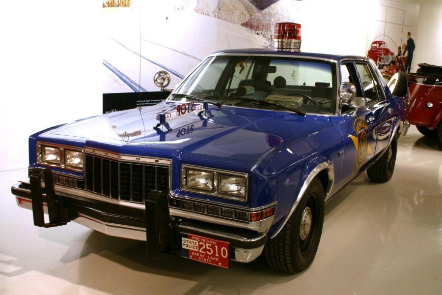 1970s Police Cars Dodge Diplomat Police Car Dodge Monaco Get