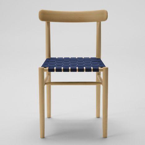 Bon Jasper Morrisonu0027s Lightwood Chair For Japanese Company Maruni