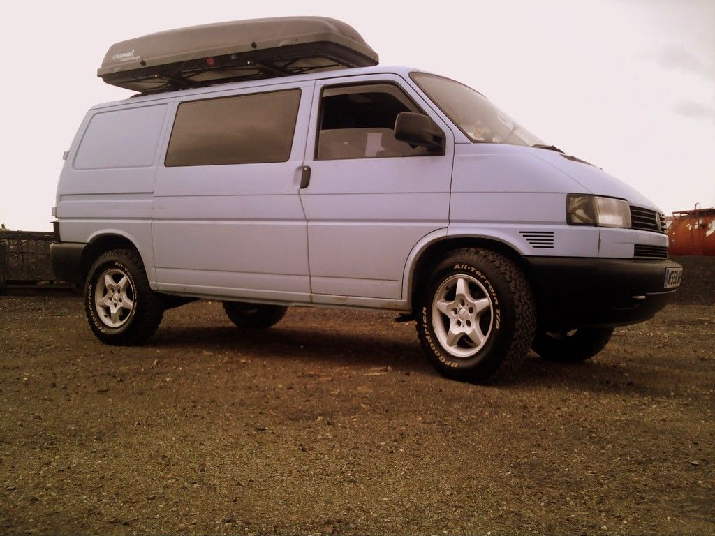 Relativ VW T4 Syncro | transporter | Pinterest | Vw t4 syncro, 4x4 and Vw t5 OF35