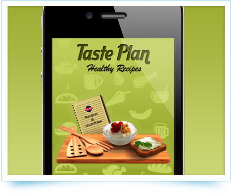 Taste Plan: New android application which will help you ...