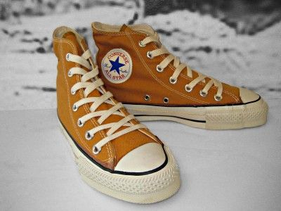 Yellow converse, Converse