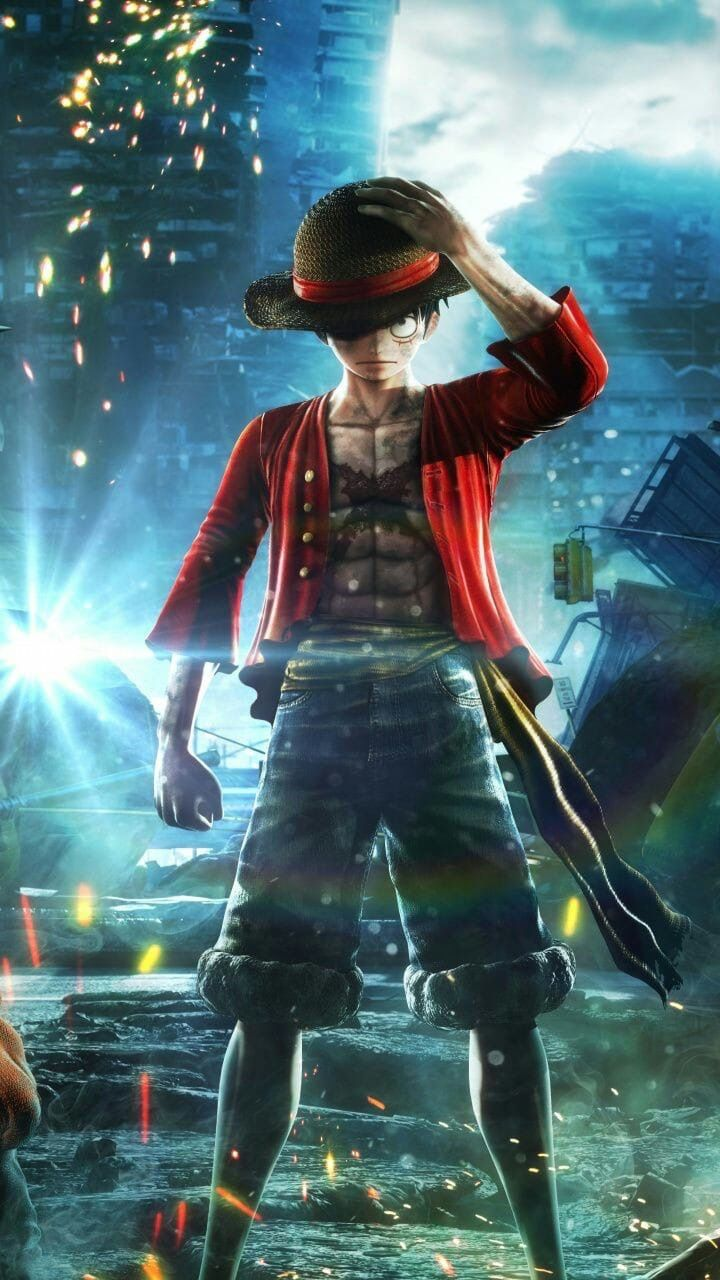 Pin by duaa on انمي منوع ورهيب Monkey d luffy, One piece