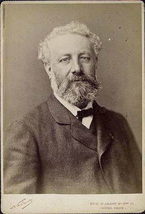 Julio Verne Julio Verne Retratos Escritores