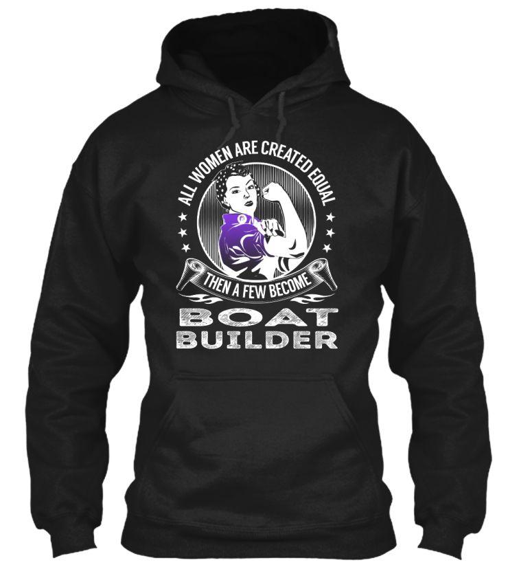 Boat Builder - Become #BoatBuilder